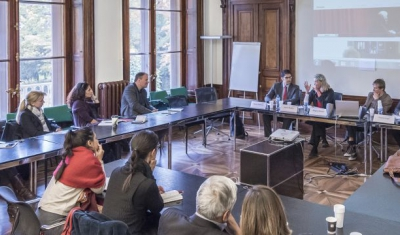 Transitional Justice Café on Memorialization in Russia and the Balkans