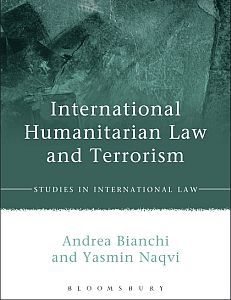 Cover of the book International Humanitarian Law and Terrorism