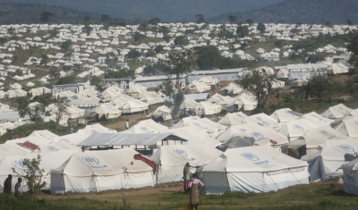 Burindi / Rwanda, Eastern Province, Mahama, refugee camp for Burundians fleeing the pre-election tensions in their country.