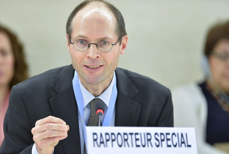 Olivier de Schutter, Special Rapporteur on Extreme Poverty