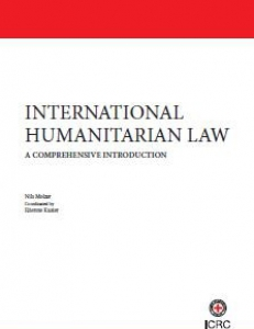 Cover of International Humanitarian Law – a Comprehensive Introduction