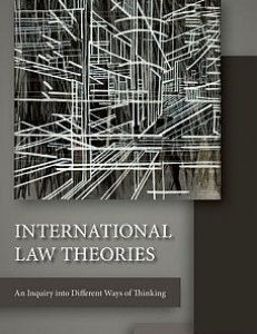 Cover of the book International Law Theories
